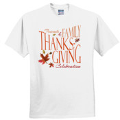 Thanksgiving Celebration? Personalize it!