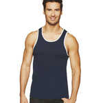 Unisex Cotton Jersey Tank Top