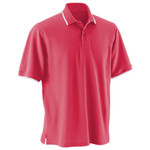 6 oz. Short-Sleeve Piqué Polo with Tipping