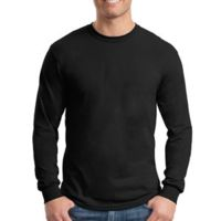 Heavy Cotton 100% Unisex Cotton Long Sleeve T-Shirt Thumbnail
