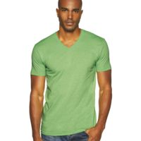 Men's CVC V-Neck Tee Thumbnail
