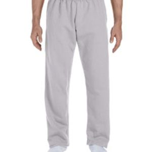 DryBlend® 9.3 oz., 50/50 Open-Bottom Sweatpants Thumbnail