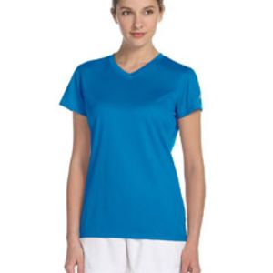 Ladies' Ndurance® Athletic V-Neck T-Shirt Thumbnail