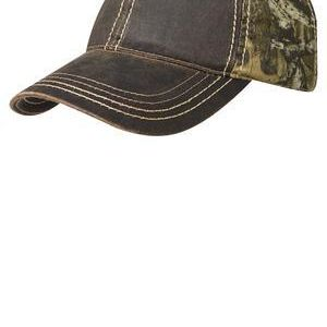 Pigment Dyed Camouflage Cap Thumbnail