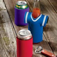 UltraClub Jersey Foam Bottle Holder Thumbnail