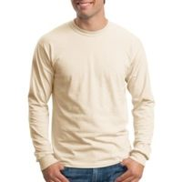 Ultra Cotton ® 100% Unisex Cotton Long Sleeve T-Shirt Thumbnail