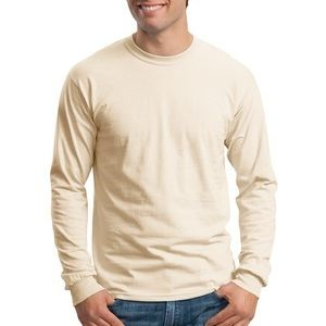 Ultra Cotton ® 100% Unisex Cotton Long Sleeve T Shirt Thumbnail