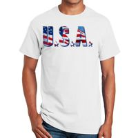 Ultra Cotton ® 100% Cotton Unisex T Shirt Thumbnail