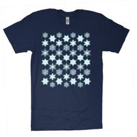 Short Sleeve Unisex Fine Jersey Fitted T-Shirt Thumbnail
