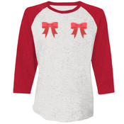 Holiday Baseball Tee