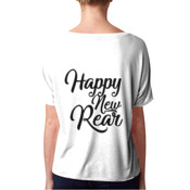 Happy New Rear Slouchy