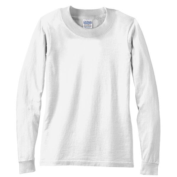 43a577b44c189 Ultra Cotton ® 100% Unisex Cotton Long Sleeve T-Shirt Make A Tee Online