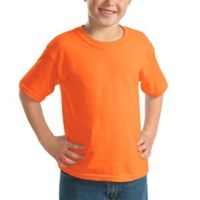 Youth Ultra Cotton ® 100% Cotton T-Shirt Thumbnail