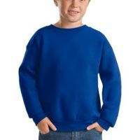 Youth Comfortblend ® Crewneck Sweatshirt Thumbnail