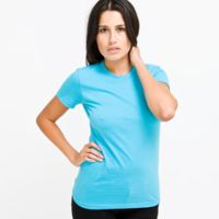 Fine Jersey Short Sleeve T-Shirt Thumbnail