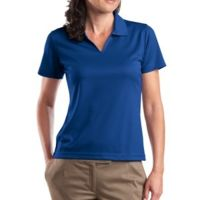 Ladies Dri Mesh ® V Neck Sports T-Shirt Thumbnail