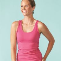Women's The Jersey Racerback Tank Thumbnail