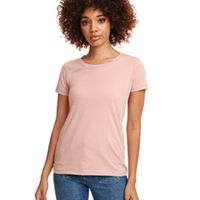 Ladies' Ideal Short-Sleeve Crew T-Shirt Thumbnail