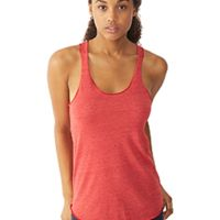 Ladies' Meegs Racerback Eco-Jersey™ Tank Thumbnail