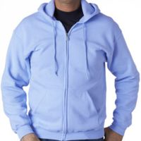 Full-Zip Unisex Sweatshirt Thumbnail