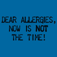 Dear Allergies Design