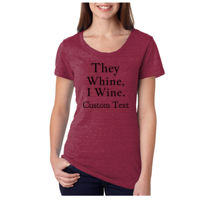 They Whine, I Wine. Thumbnail