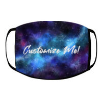 Galaxy Polyester Mask Thumbnail
