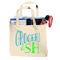Grocery Tote Bag Thumbnail