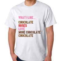 $10 Tee - Chocolate Roses Love Thumbnail