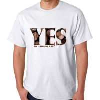 $10 Tee - Yes to chocolate Thumbnail