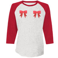 Holiday Baseball Tee Thumbnail
