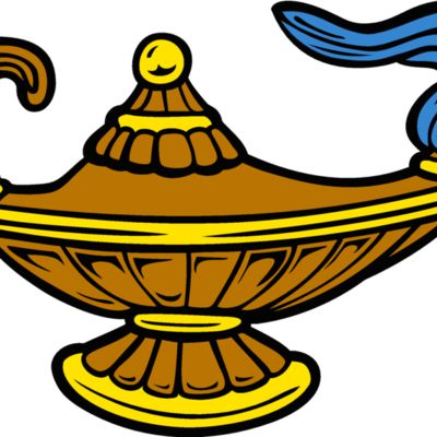magic lamp  Thumbnail