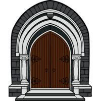 castle door  Thumbnail
