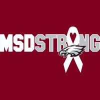 MSD Strong Ribbon and Eagle Thumbnail