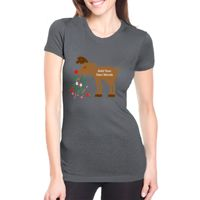 Bella + Canvas Ladies' The Favorite T-Shirt Thumbnail