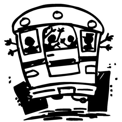 Buses Carriages upgraded art Thumbnail